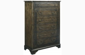 Wildfire Ember Drawer Chest