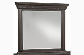 Garrison Soft Grey Mirror