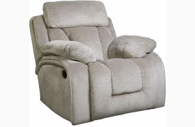 Stricklin Pebble Power Rocker Recliner