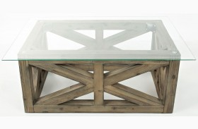 Hampton Road Rectangular Cocktail Table