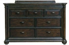 Grand Manor Drawer Dresser