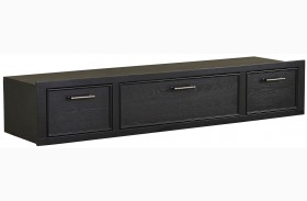 Graphite Twin Underbed Storage Unit