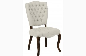 Artisans Shoppe Black Forest Tufted Chair Set of 2
