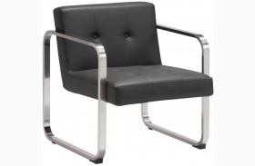 Varietal Black Arm Chair