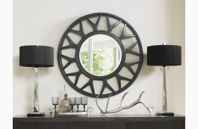 Carrera Esprit Round Mirror