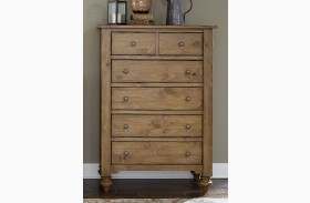 Southern Pines II 5 Drawer Chest