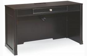 Camden Black Desk