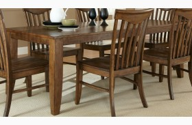 Arbor Hills Rectangular Leg Table