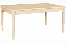 Camden Buttermilk Extendable Leg Dining Table