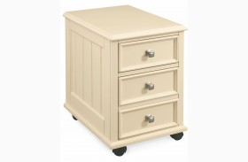 Camden Buttermilk File/Drawer Cabinet