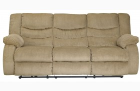 Garek Sand Reclining Sofa