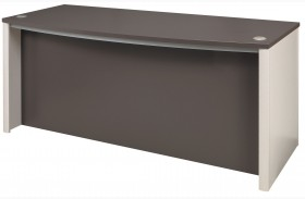 Connexion Slate & Sandstone Executive Desk