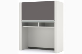 Connexion Slate Gray & Sandstone Cabinet for 30