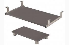 Connexion Slate Keyboard Shelf and CPU Platform