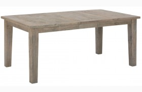 Slater Mill Extendable Rectangular Dining Table