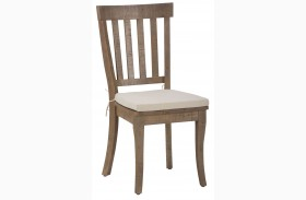 Slater Mill Slatback Side Chair Set of 2