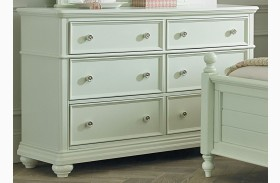 Camellia Mint Green Dresser