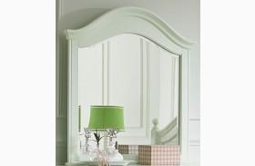 Camellia Mint Green Mirror