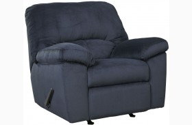 Dailey Midnight Rocker Recliner