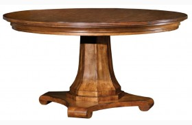 Tuscano Round Pedestal Dining Table