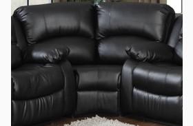 Cranley Black Corner Seat