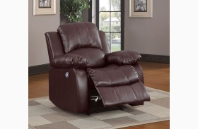 Cranley Brown Power Reclining Chair