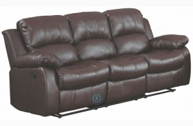 Cranley Brown Power Double Reclining Sofa