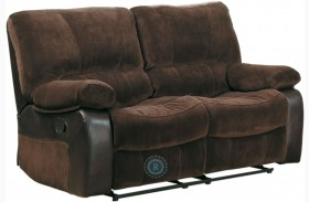 Caputo Double Reclining Loveseat