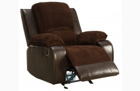 Bunker Glider Reclining Chair