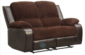 Bunker Double Reclining Loveseat