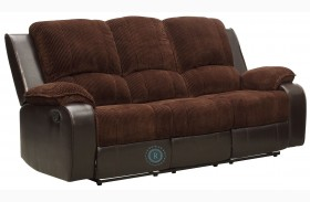 Bunker Double Reclining Sofa