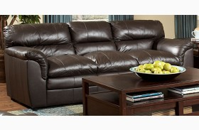 Weston Dark Brown Sofa