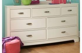 Park City White Dresser