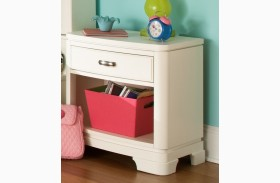 Park City White Nightstand