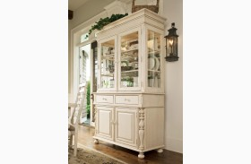 Paula Deen Home Linen Buffet & Hutch