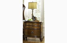 Marisol Brighton Cherry Nightstand
