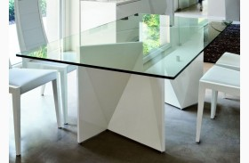 Sapphire White Table