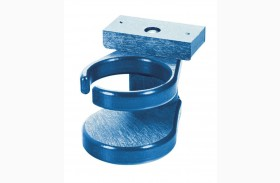 Generations Blue Adirondack Chair Cup Holder