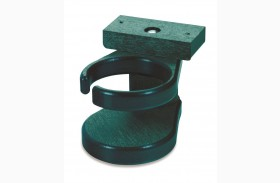 Generations Green Adirondack Chair Cup Holder