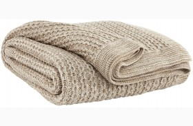 Zaid Natural Throw Set of 3