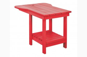 Generations Red Tete A Tete Table