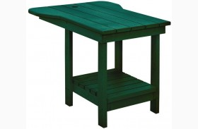 Generations Green Tete A Tete Upright Table