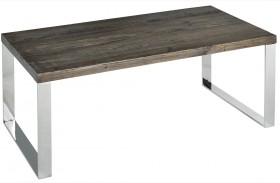 Axel Chrome Cocktail Table