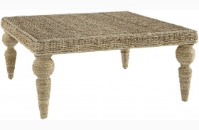 Belize Beige Cocktail Table