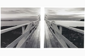 Gallery Wrapped Canvas Wall Art Set of 2