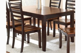 Abaco Cordovan Cherry Extendable Rectangular Dining Table