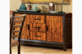 Abaco Cordovan Cherry Sideboard