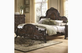 Abigail Queen Panel Bed