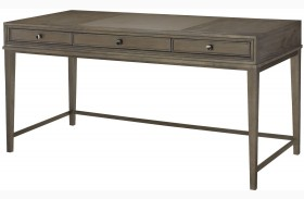 Park Studio Weathered Taupe Writing Desk