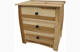 Adamstown Natural Nightstand